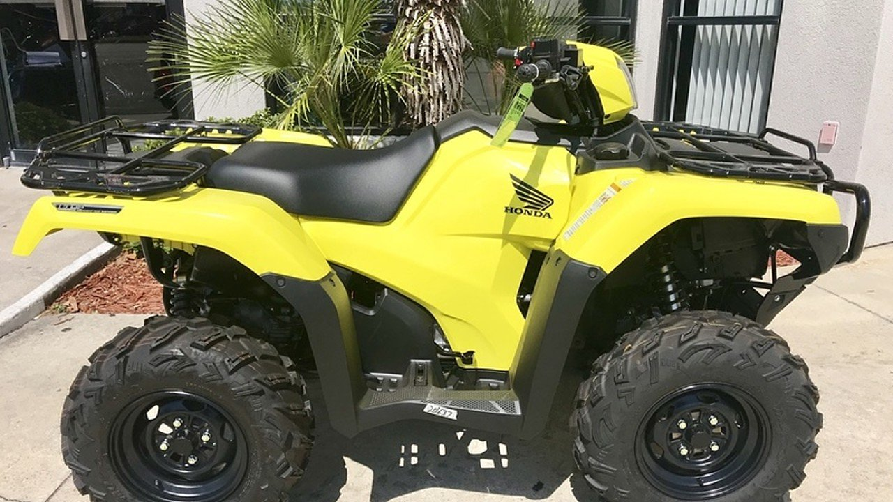2017 Honda FourTrax Foreman Rubicon 4x4 EPS for sale 200571226