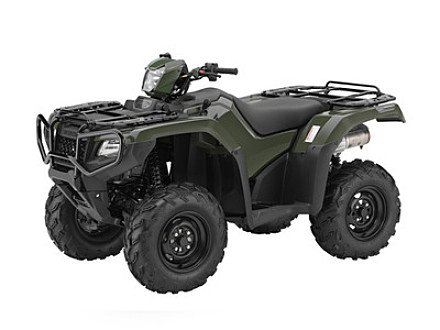 2017 Honda FourTrax Foreman Rubicon for sale 200365953