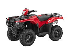 2017 Honda FourTrax Foreman Rubicon for sale 200458021