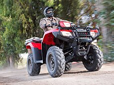 2017 Honda FourTrax Foreman Rubicon for sale 200459582