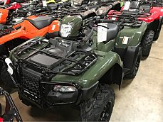 2017 Honda FourTrax Foreman Rubicon for sale 200501745