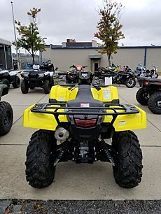 2017 Honda FourTrax Foreman Rubicon for sale 200601929