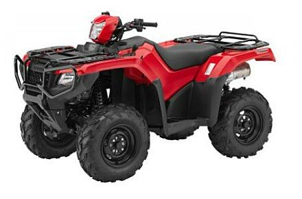 2017 Honda FourTrax Foreman Rubicon for sale 200608501