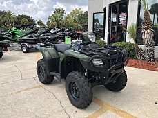 2017 Honda FourTrax Foreman Rubicon 4x4 EPS for sale 200624766