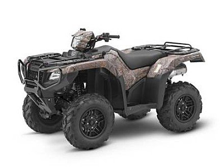 2017 Honda FourTrax Foreman Rubicon 4x4 Auto DCT EPS Deluxe for sale 200626183
