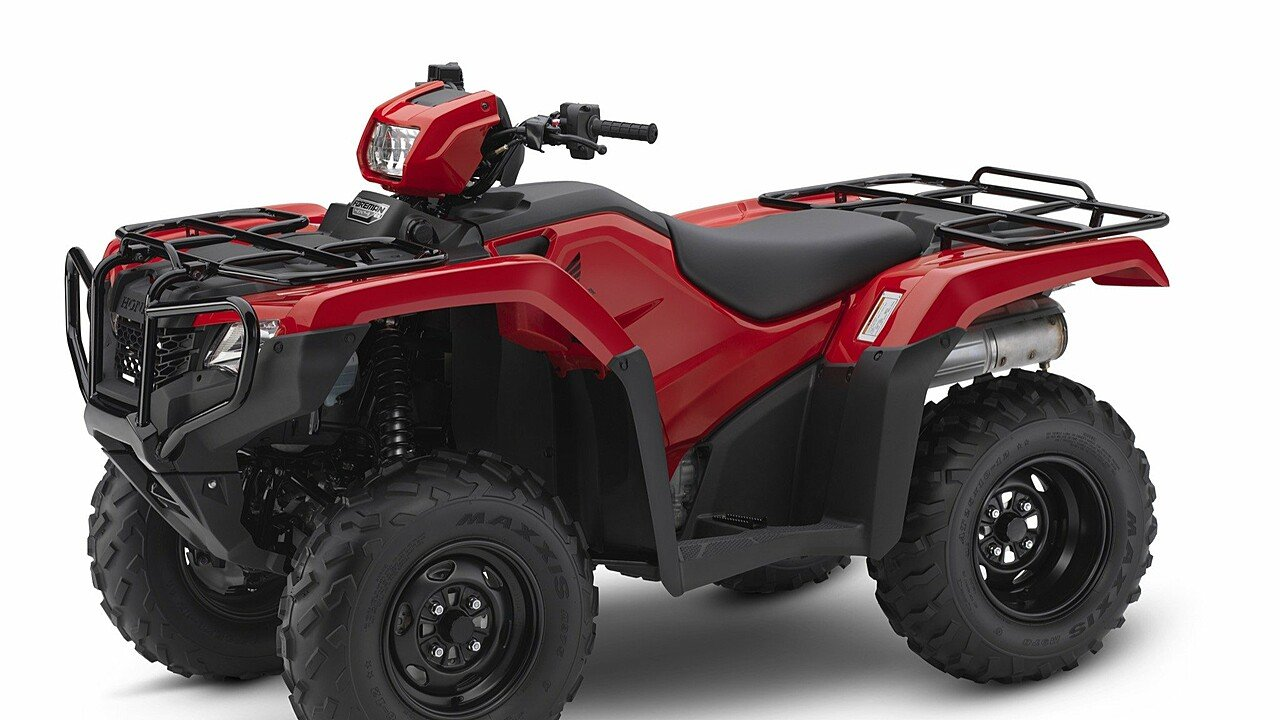 2017 Honda FourTrax Foreman for sale 200381351