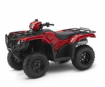 2017 Honda FourTrax Foreman for sale 200381353