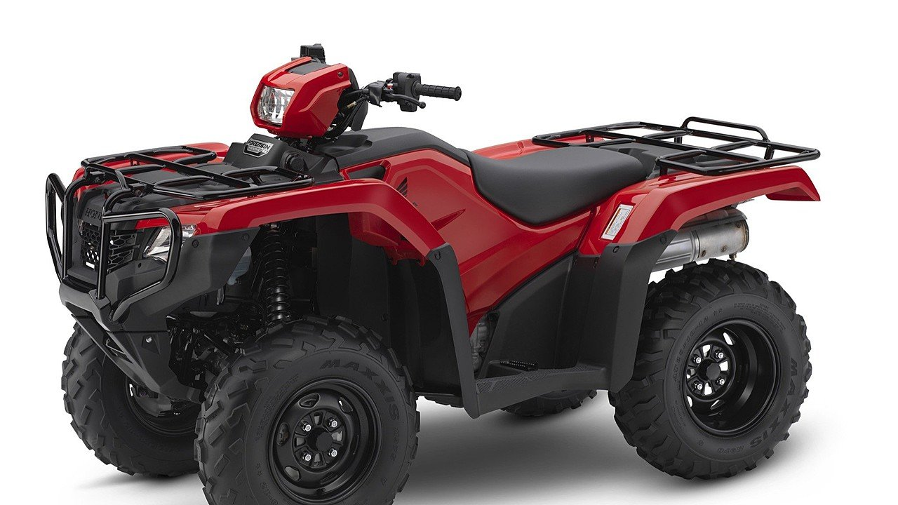 2017 Honda FourTrax Foreman for sale 200381354