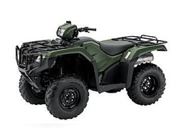 2017 Honda FourTrax Foreman 4x4 for sale 200385614