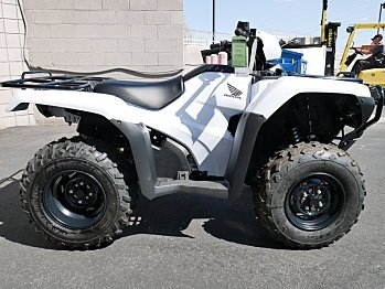 2017 Honda FourTrax Foreman 4x4 for sale 200427487