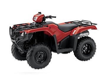 2017 Honda FourTrax Foreman for sale 200447274