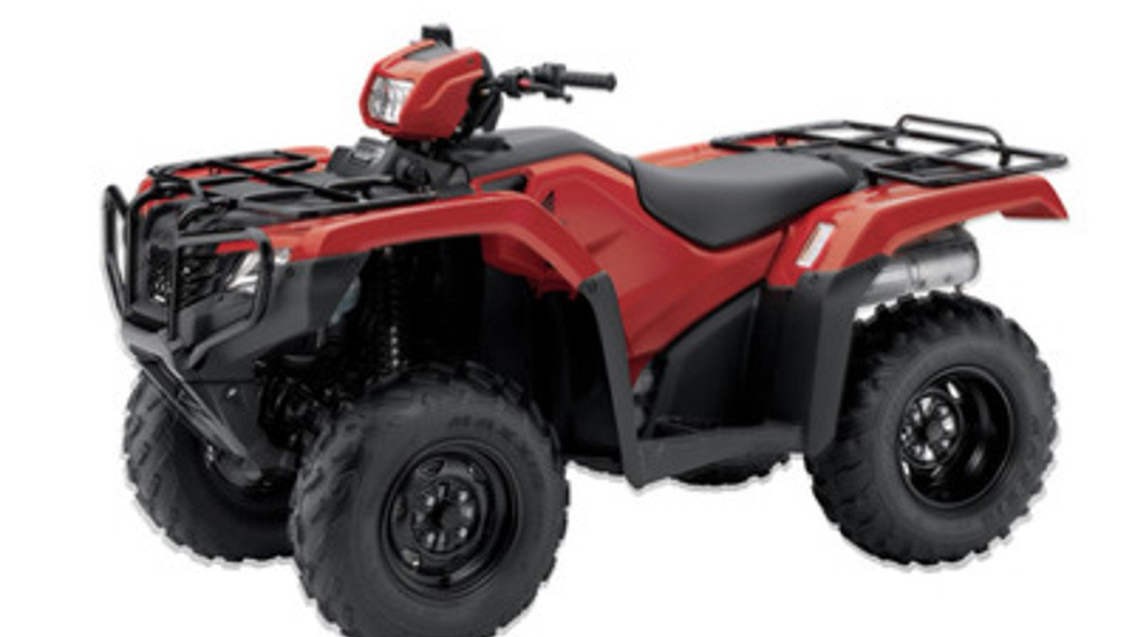 2017 Honda FourTrax Foreman for sale 200463912