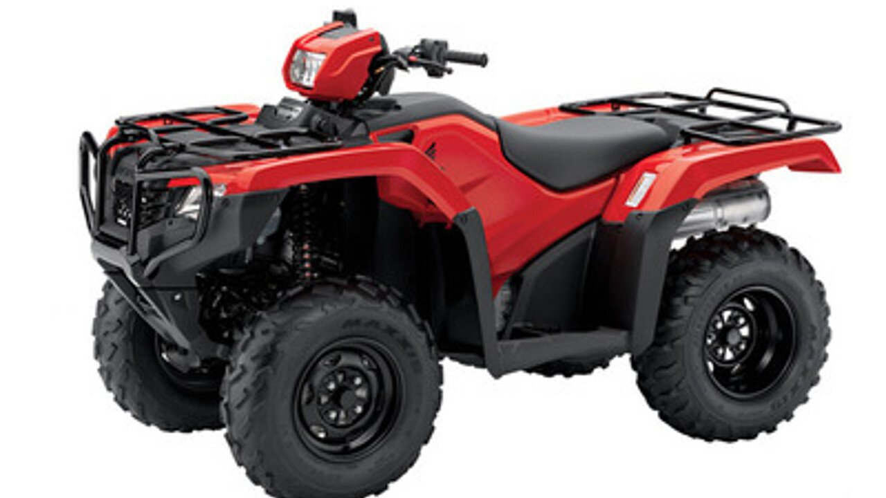 2017 Honda FourTrax Foreman for sale 200480369