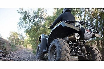 2017 Honda FourTrax Foreman for sale 200496074