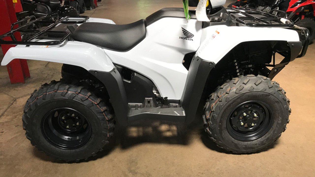 2017 Honda FourTrax Foreman for sale 200501732