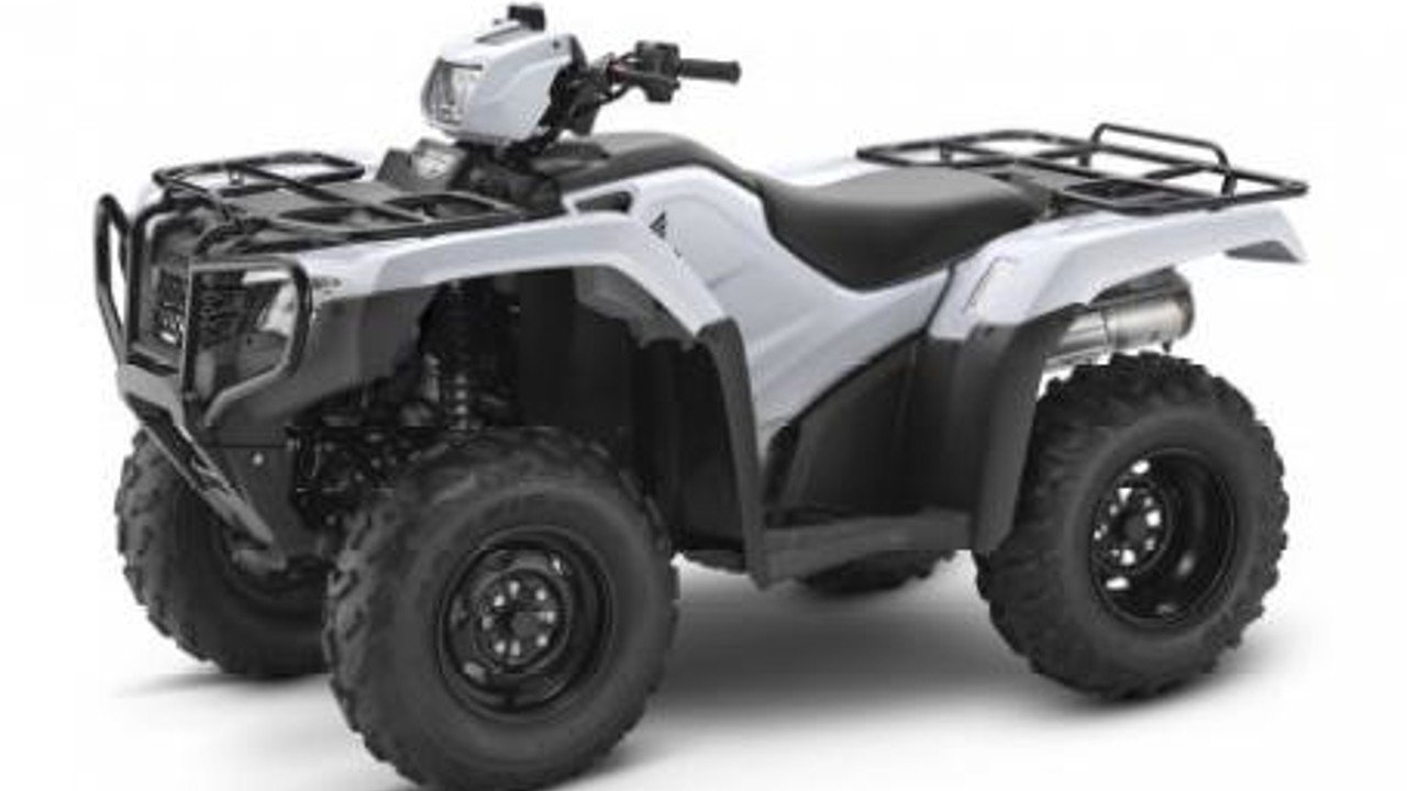 2017 Honda FourTrax Foreman 4x4 ES EPS for sale 200570975