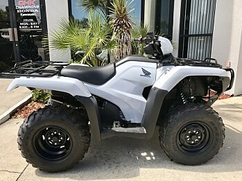 2017 Honda FourTrax Foreman 4x4 for sale 200571096