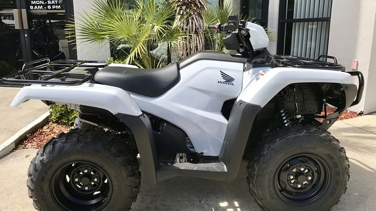 2017 Honda FourTrax Foreman 4x4 for sale 200571098