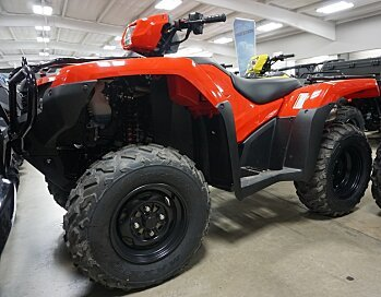 2017 Honda FourTrax Foreman 4x4 ES EPS for sale 200581537
