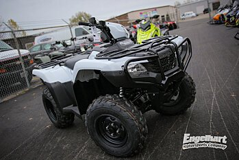 2017 Honda FourTrax Foreman 4x4 for sale 200582110