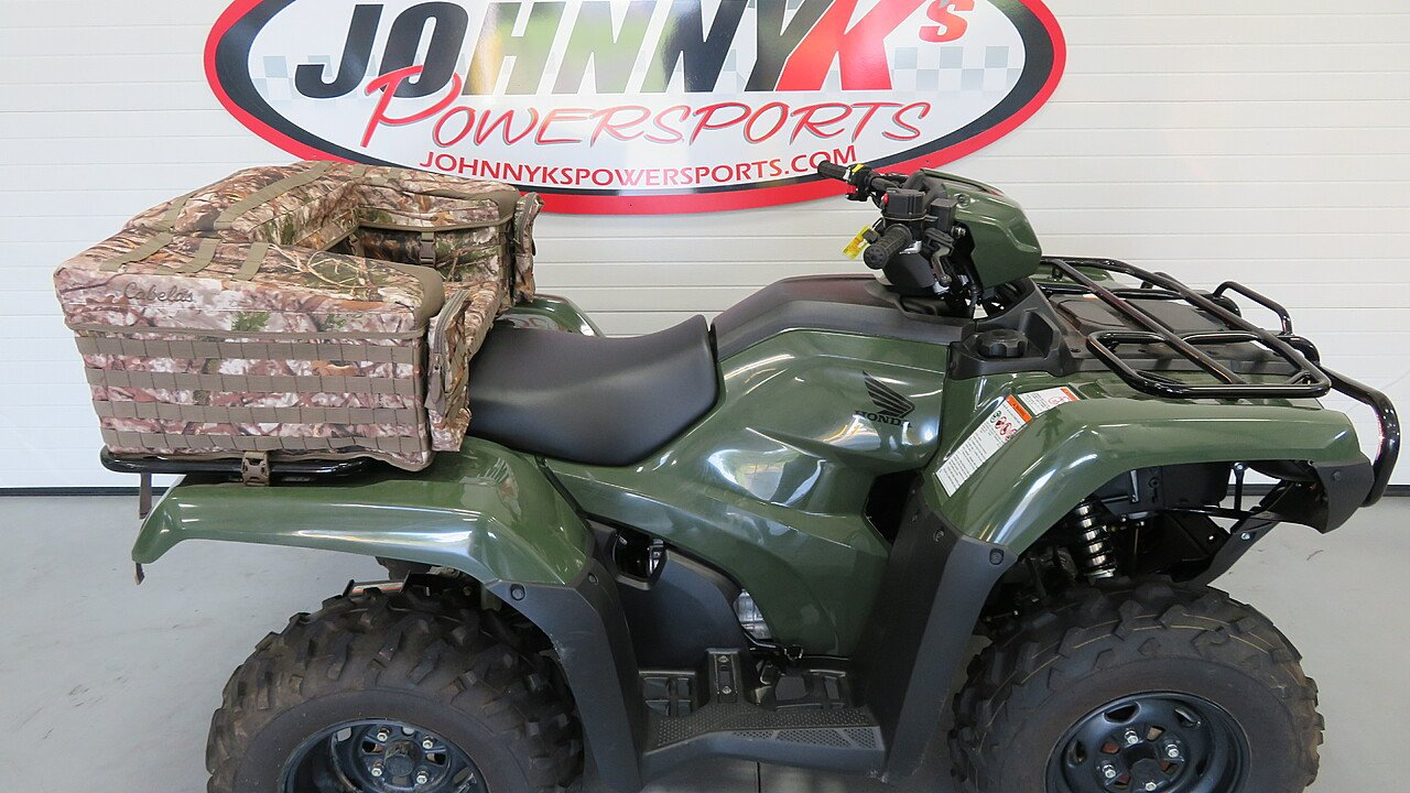 2017 Honda FourTrax Foreman for sale 200620502
