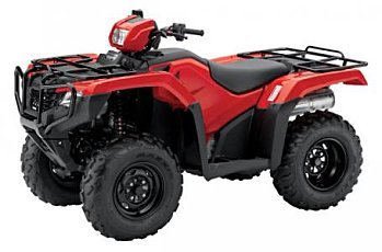 2017 Honda FourTrax Foreman 4x4 for sale 200643687