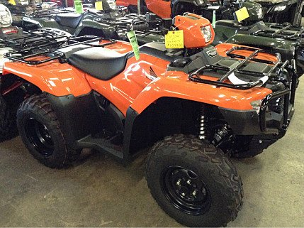 2017 Honda FourTrax Foreman for sale 200501734