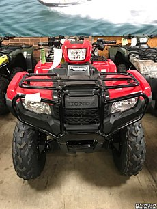 2017 Honda FourTrax Foreman for sale 200501794
