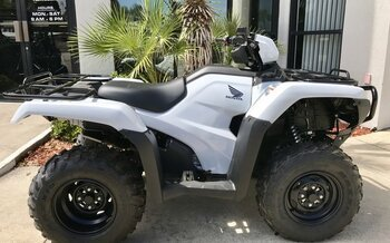 2017 Honda FourTrax Foreman 4x4 for sale 200571300