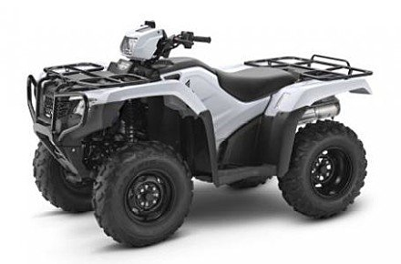 2017 Honda FourTrax Foreman for sale 200608573
