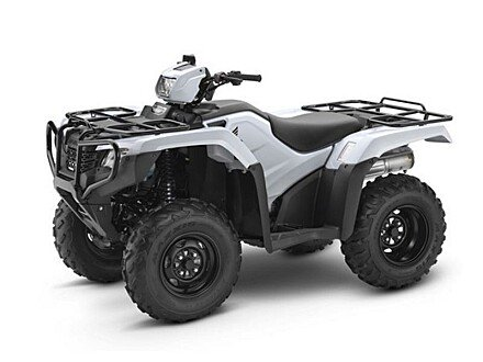 2017 Honda FourTrax Foreman 4x4 for sale 200632734