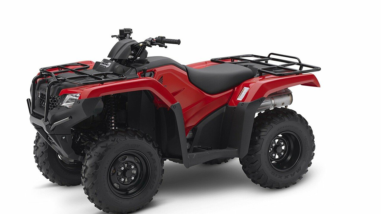 2017 Honda FourTrax Rancher for sale 200360819