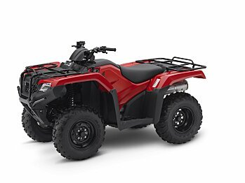 2017 Honda FourTrax Rancher for sale 200360821