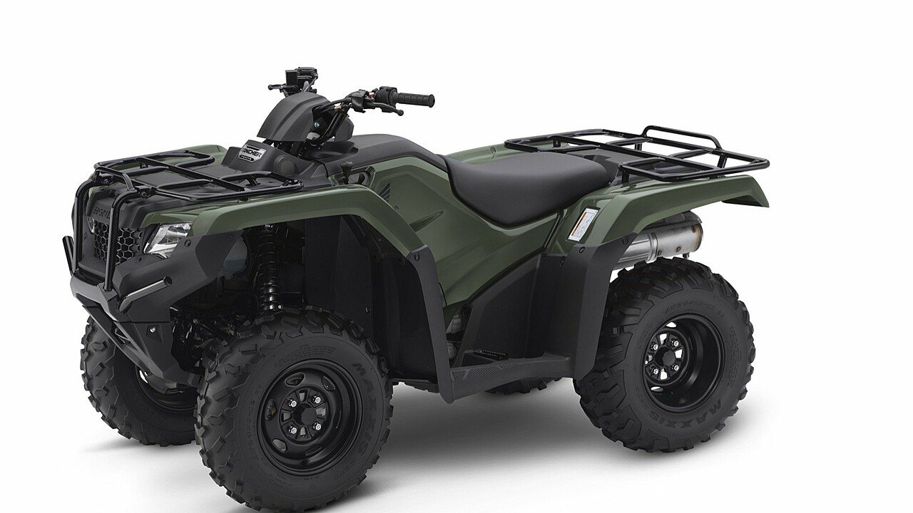 2017 Honda FourTrax Rancher for sale 200360823
