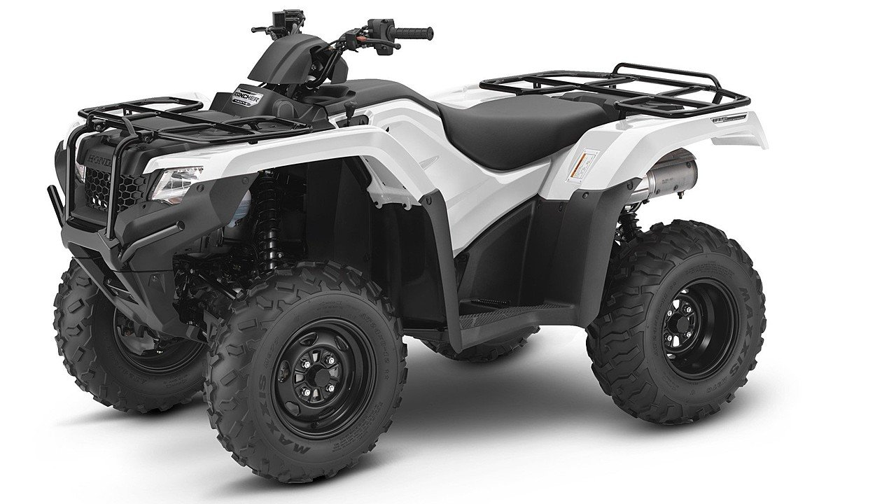 2017 Honda FourTrax Rancher for sale 200362476