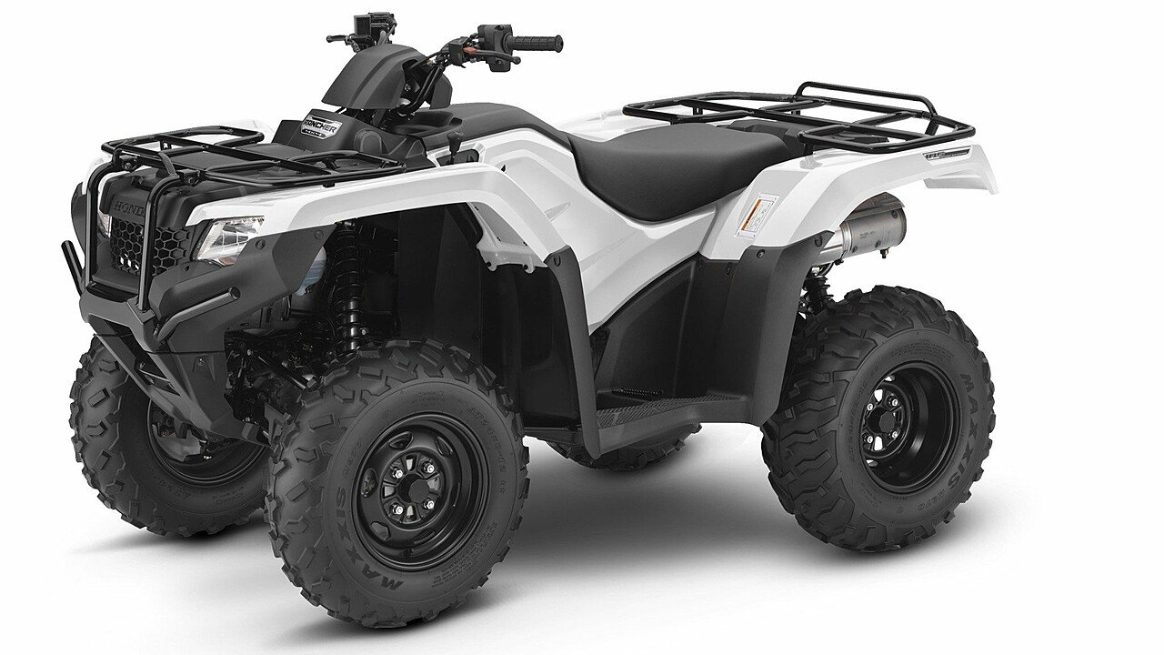 2017 Honda FourTrax Rancher for sale 200362477