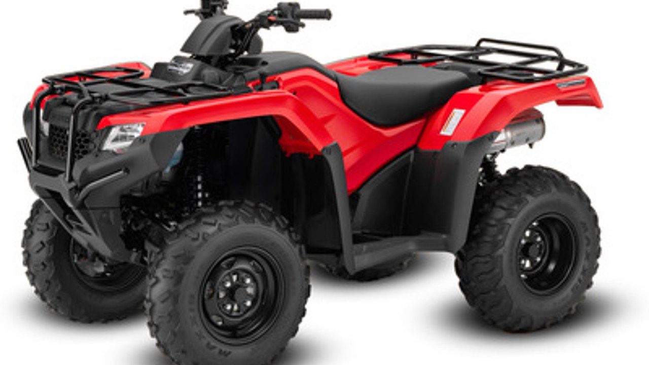 2017 Honda FourTrax Rancher for sale 200365945