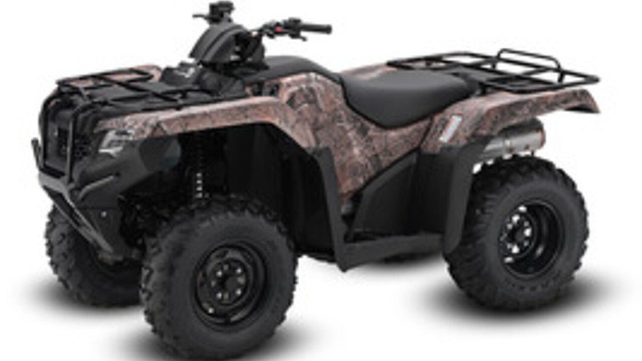 2017 Honda FourTrax Rancher for sale 200366875
