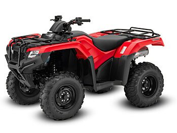 2017 Honda FourTrax Rancher 4x4 Automatic DCT IRS for sale 200381309