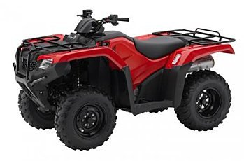 2017 Honda FourTrax Rancher 4x4 ES for sale 200388656