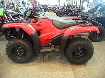 2017 Honda FourTrax Rancher for sale 200413501