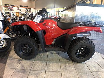 2017 Honda FourTrax Rancher 4x4 ES for sale 200425993