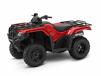 2017 Honda FourTrax Rancher 4x4 Automatic DCT EPS for sale 200428700