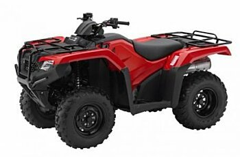 2017 Honda FourTrax Rancher for sale 200430486