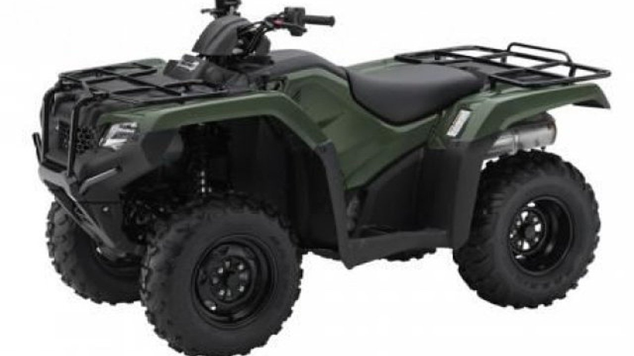 2017 Honda FourTrax Rancher for sale 200437097