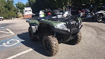 2017 Honda FourTrax Rancher 4x4 ES for sale 200450447