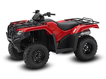 2017 Honda FourTrax Rancher 4x4 Automatic DCT EPS for sale 200455622