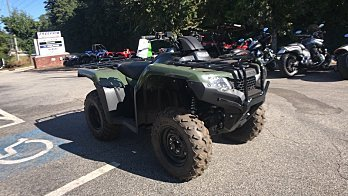 2017 Honda FourTrax Rancher 4x4 ES for sale 200455624