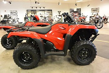 2017 Honda FourTrax Rancher 4x4 for sale 200456608
