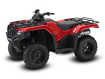 2017 Honda FourTrax Rancher for sale 200457889